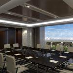 Boardroom - Sheraton Grand Hotel, Dubai